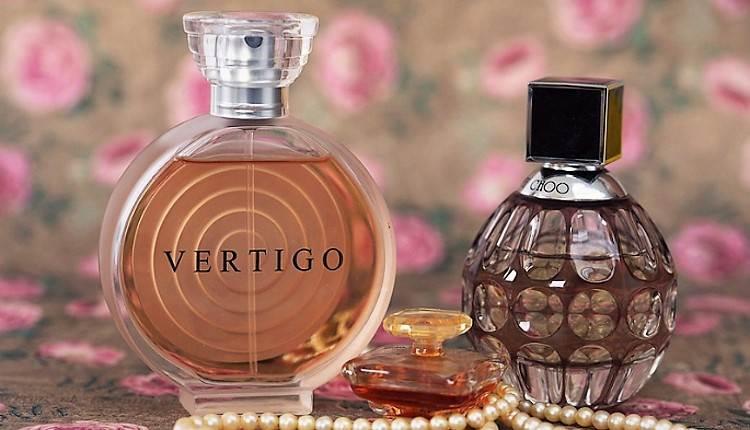 alcoholic perfume