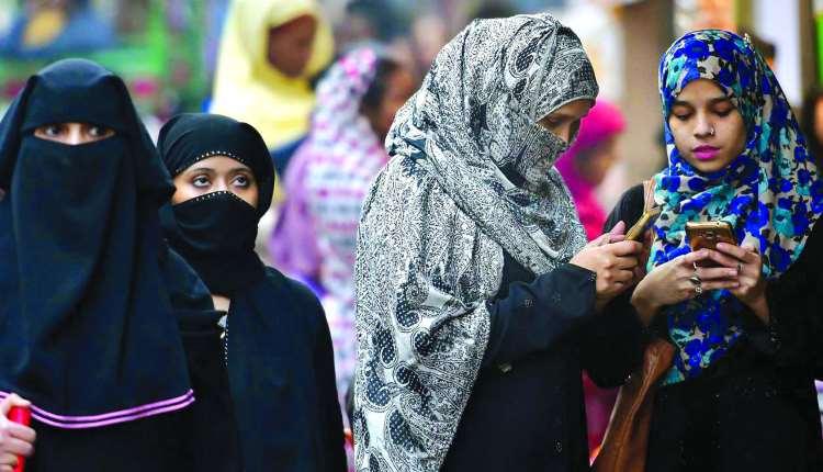 covering face niqab hijab islam