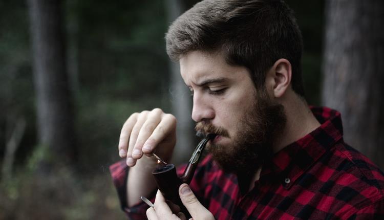 smoking hash haram