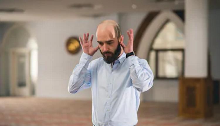 rafa yadain in prayers