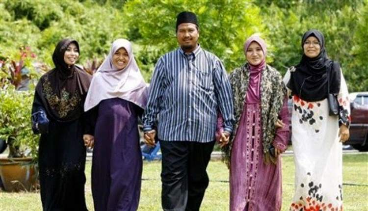 polygamy islam number of wives