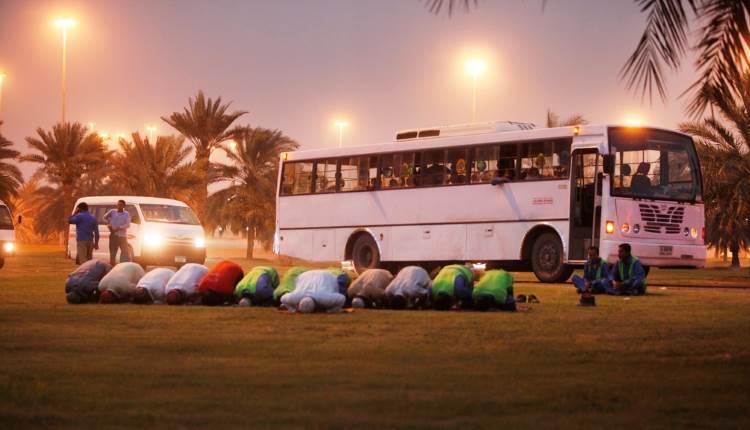 qasr shortening of prayers