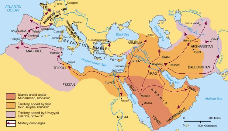 islam political dominance
