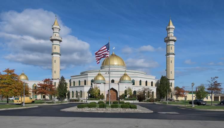 islam west