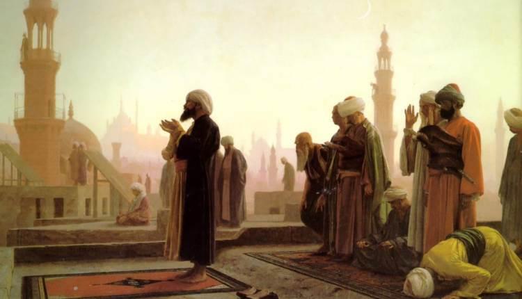 past muslim scholars