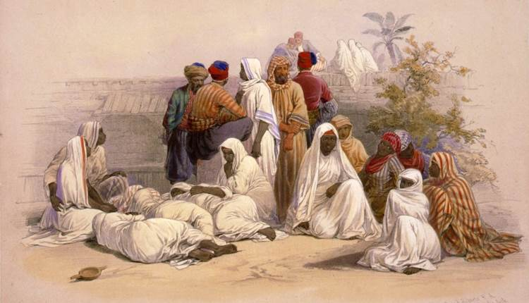 slavery islam slave girls