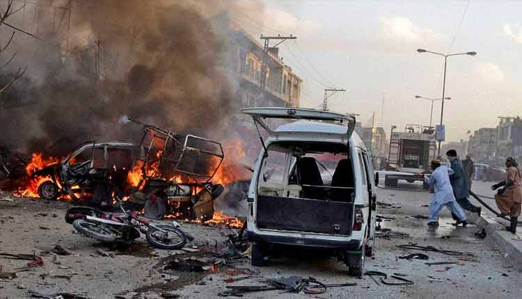 suicide bombing civilians